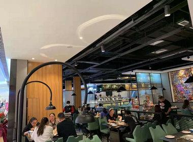 吴江盛泽购物商场300平自助烤肉店整体转让